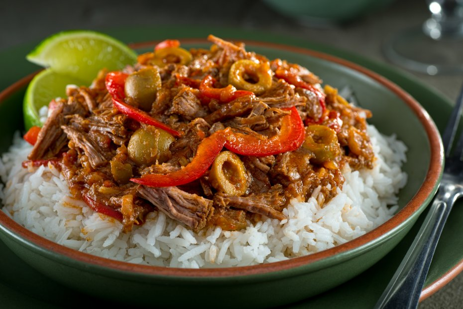 Panama Carne Ropa Vieja
