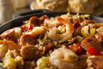 Creole cuisine: Jambalaya