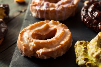 Donuts Old Fashioned