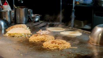 Noodles Teppanyaki