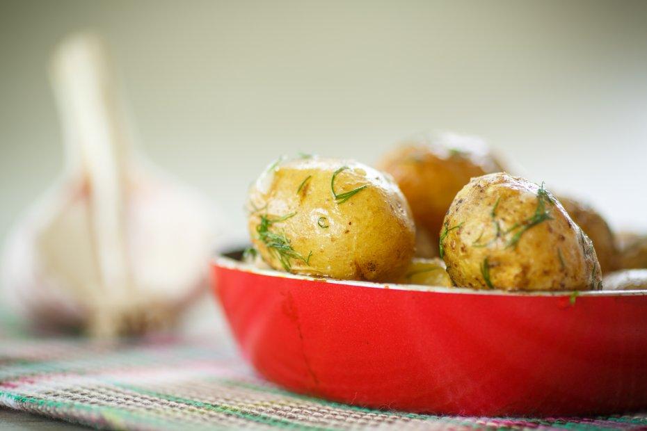 Venetian Style venice - potatoes venetian style