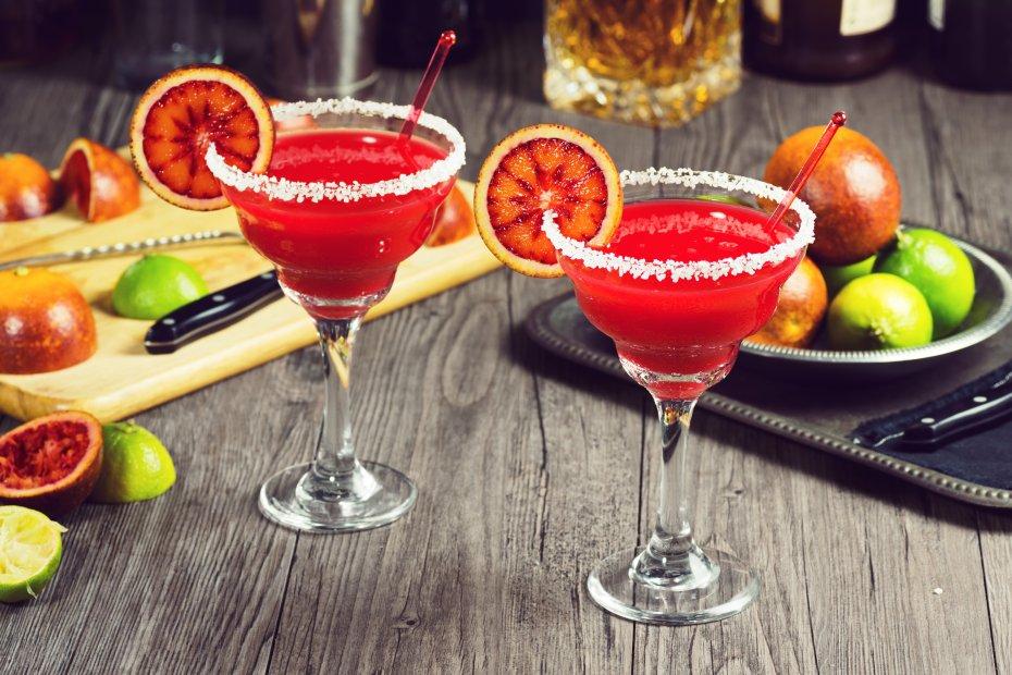 Triple Margarita Cocktail