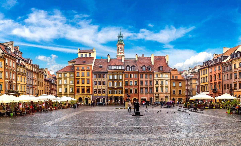 Varsovia Guía De Viaje