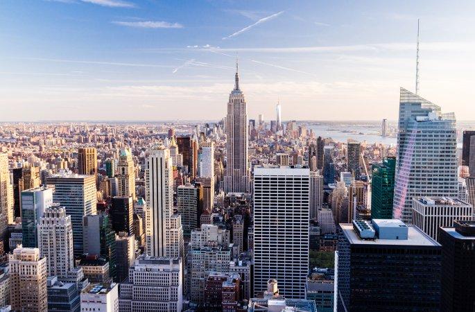 Rockefeller Center, Nueva York, EE.UU