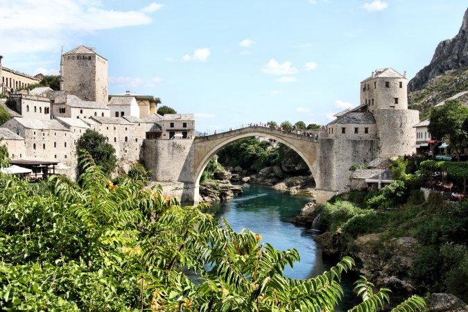 Mostar, Bosnia and Hercegovina