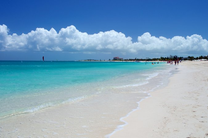 Grace Bay Beach, Turks and Caicos Island