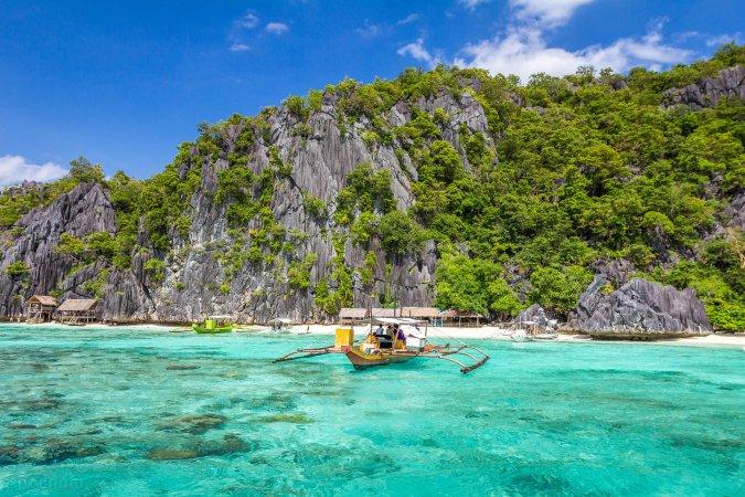 Isla de Palawan, Filipinas