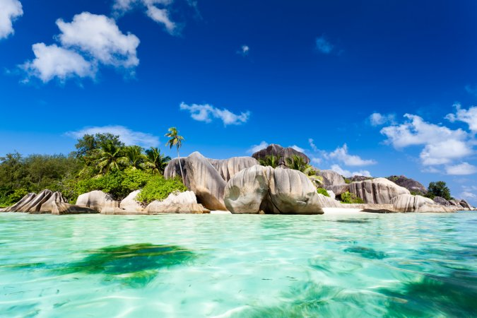 Source d'Argent, Seychelles Islands