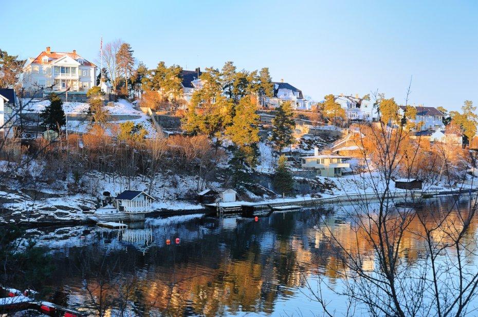 Oslo - Bygdøy Peninsula