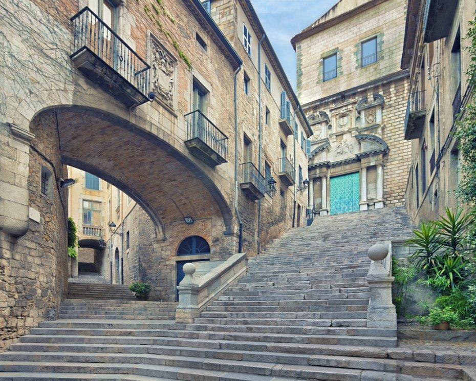 Girona casco antiguo de girona - Casco antiguo de girona ...