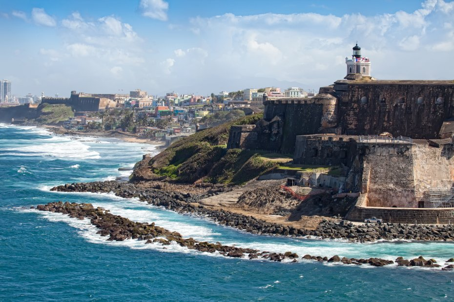 Resultado de imagen para El Castillo de San Felipe del Morro