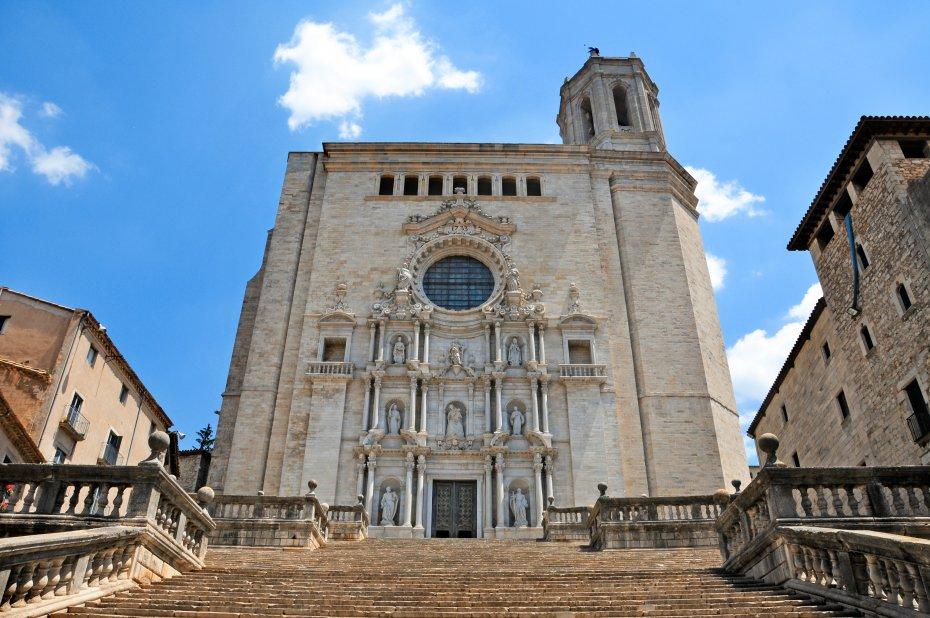 Girona Girona Cathedral