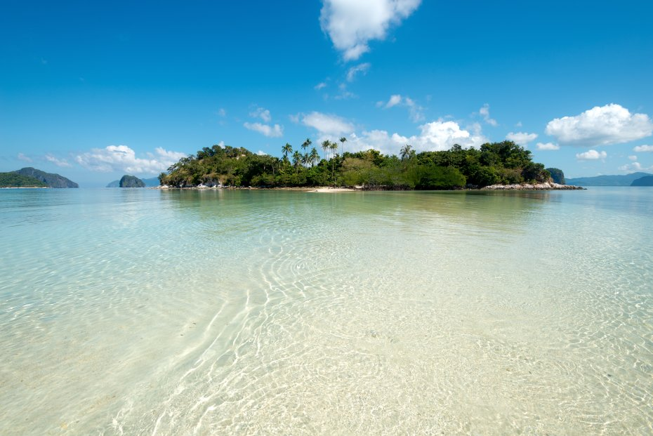 Islas de Filipinas: Palawan, Mindoro, Bohol, Boracay