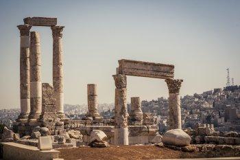 Amman Citadel (Jebel al-Qala'a)
