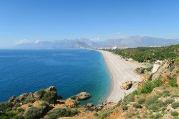 Antalya's beaches