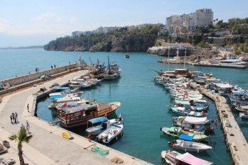 Old Harbour - Antalya Marina