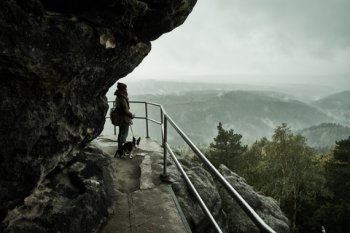 Bohemian and Saxon Switzerland National Parks