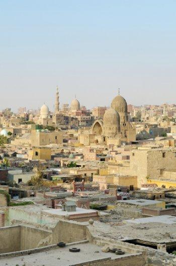 Ciudad Vieja del Cairo