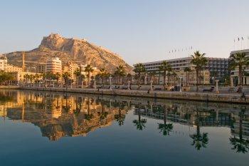 Historic centre of Alicante