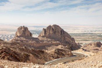 Jebel Hafeet, Al Ain, EAU