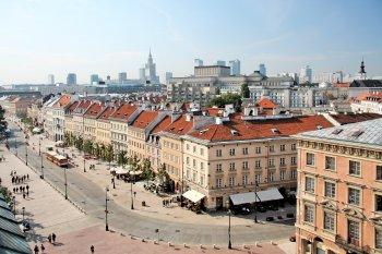 Krakowiskie Przedmieście Street