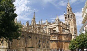 La Giralda (Seville's Cathedral)