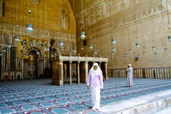 Mezquita-madrasa del Sultán Hasán