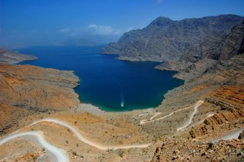 Musandam beaches