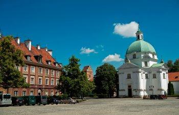 New city (Nowe Miasto)