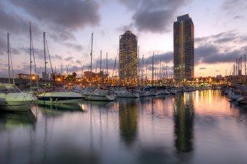 Puerto - Paseo Marítimo y Barceloneta
