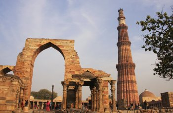 Qutb Minar and Complex of Monuments
