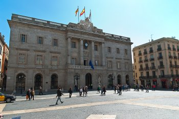 Sant Jaume Square