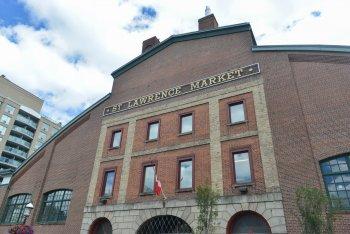 St Lawrence Market