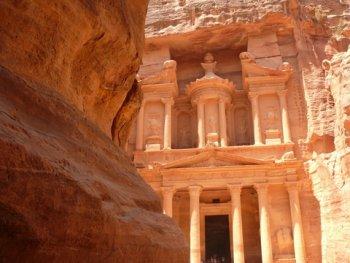 The Treasury (Al Khazna)