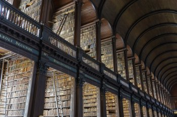 Trinity College & Book of Kells