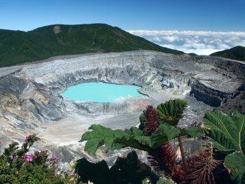 Volcanes de Costa Rica: Poás, Irazú y Arenal