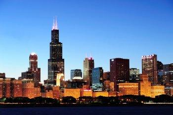 Rascacielos de Chicago: Willis Tower SkyDeck