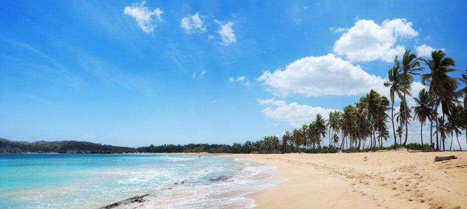 Wild Macau Beach in Dominican Republic
