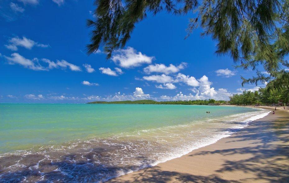 Paradise Beaches Puerto Rico
