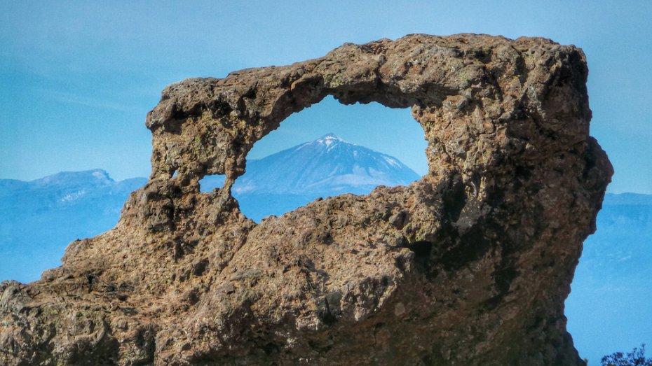 Gran Canaria - Pico de las nieves