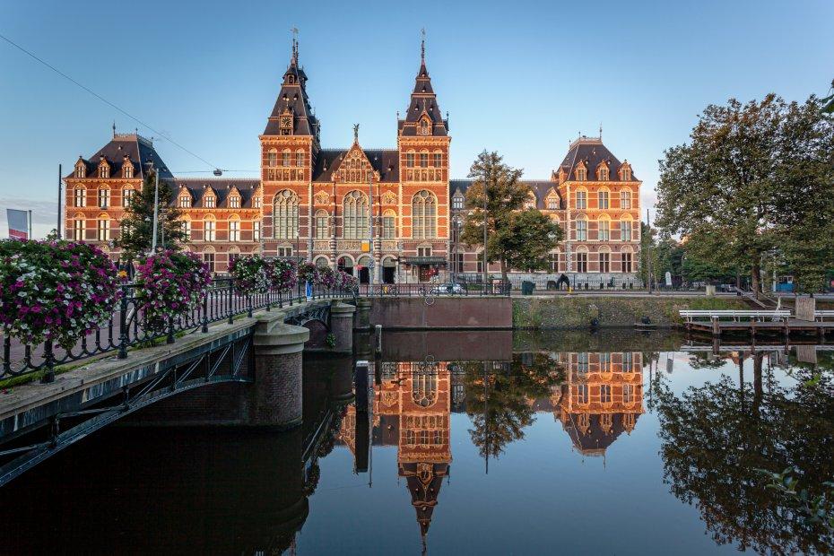 Resultado de imagen de Rijksmuseum (Museo Nacional de Ámsterdam)