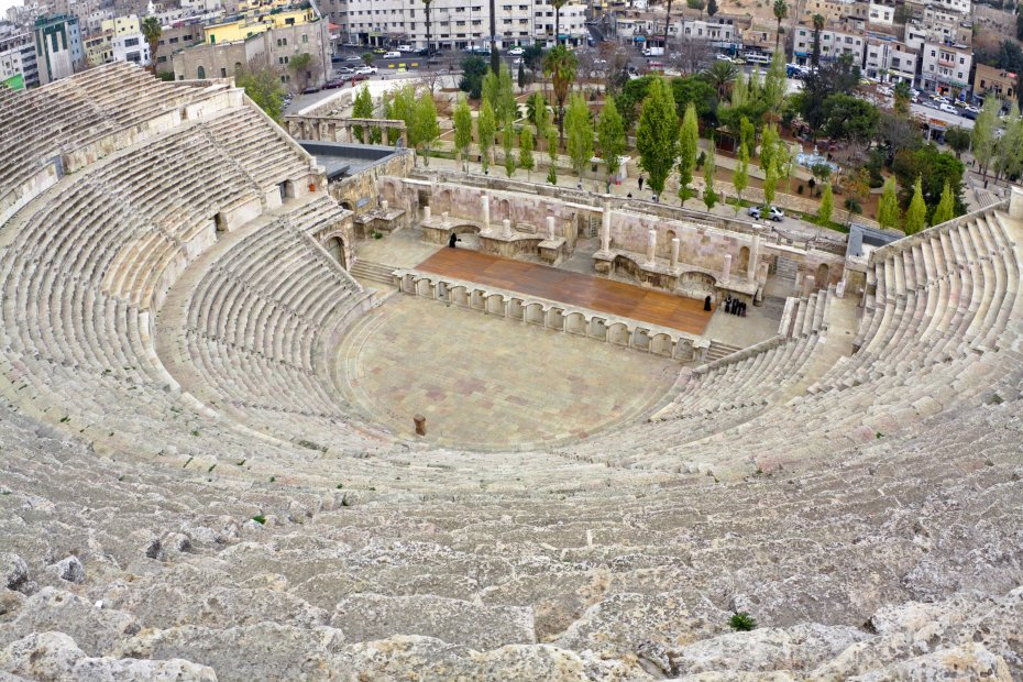 Roman Amphitheater of Amman