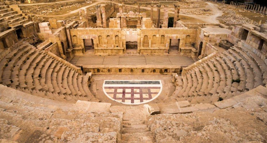 Ruins of Jerash