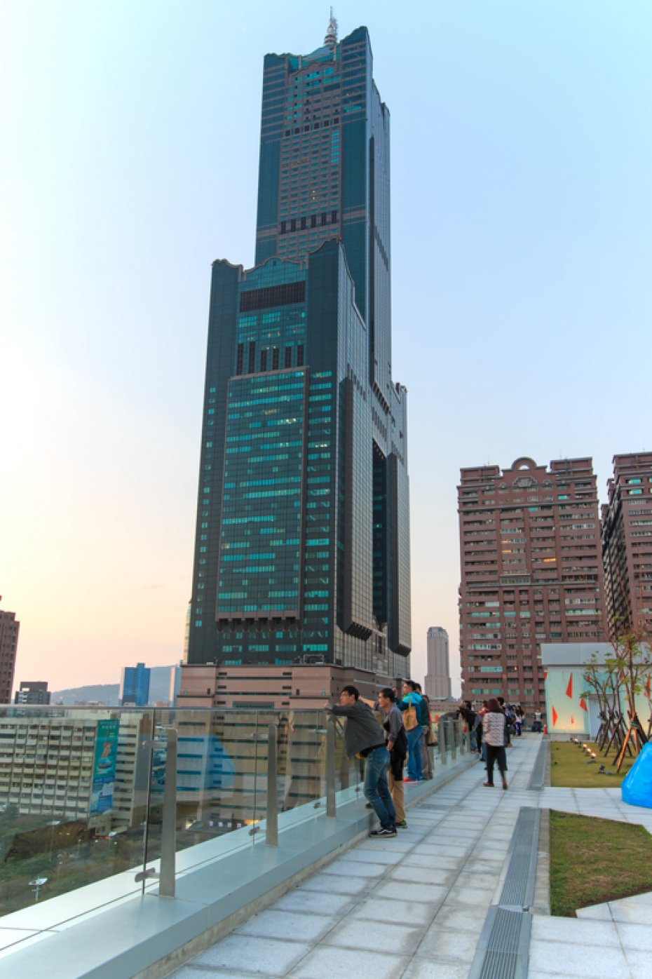 Tuntex Sky Tower